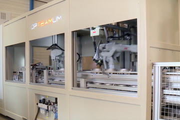 machines robotisées Opteamum