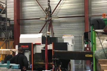 Opteamum intègre un centre d'usinage MAZAK VCN 530C